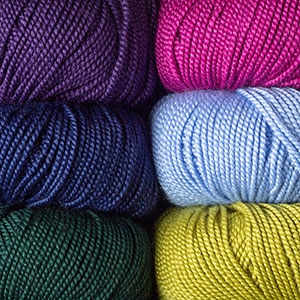 sport weight yarn from knitpicks
