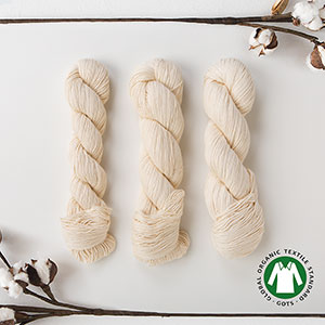 Simply Cotton Organic Fingering Yarn